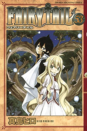 FAIRY TAIL フェアリーテイル 53巻
