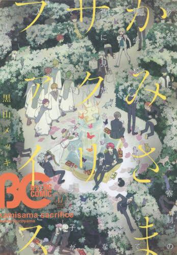 B'S−LOG COMIC 17巻