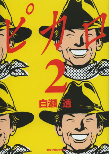 ピカロ 2巻