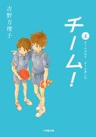 【書籍】チーム! (上中下巻 全巻) 1巻