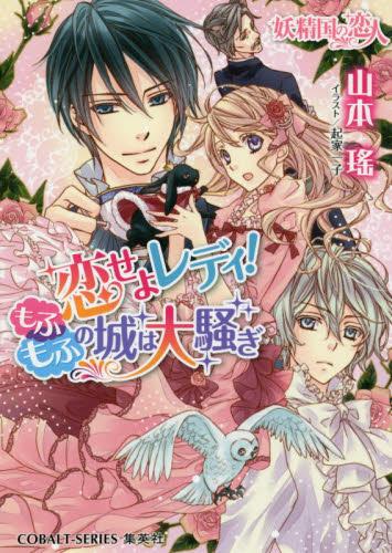 【ライトノベル】妖精国の恋人 3巻