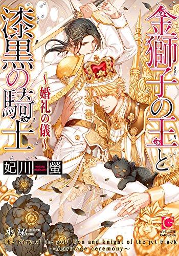 【ライトノベル】金獅子の王と漆黒の騎士 2巻