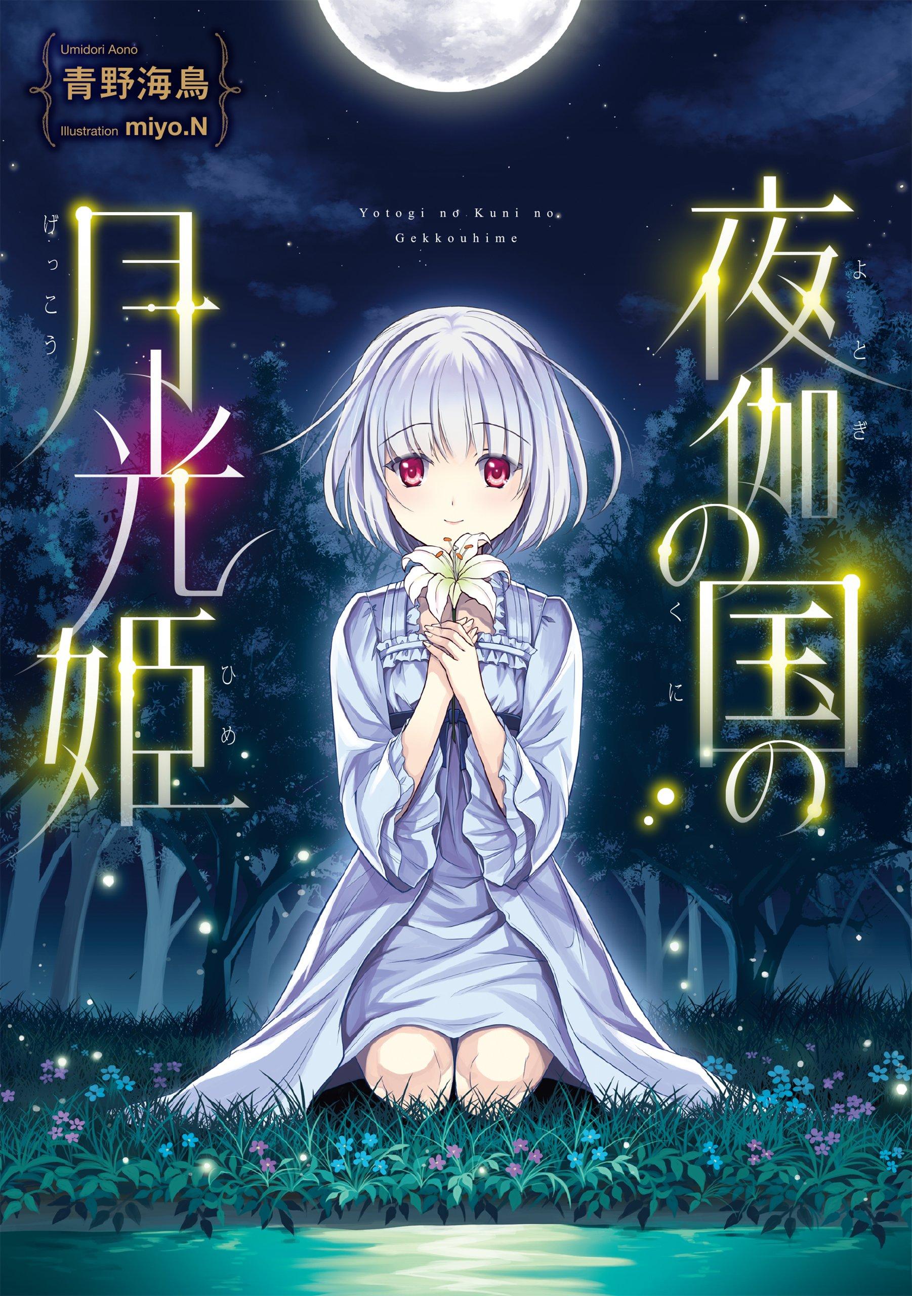 【ライトノベル】夜伽の国の月光姫 1巻