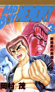 BAD BOY MEMORY 3巻
