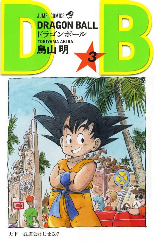 ドラゴンボール [新書版/新装版] 3巻