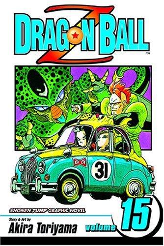 ドラゴンボールZ 英語版 全巻セット 15巻