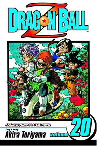 ドラゴンボールZ 英語版 全巻セット 20巻