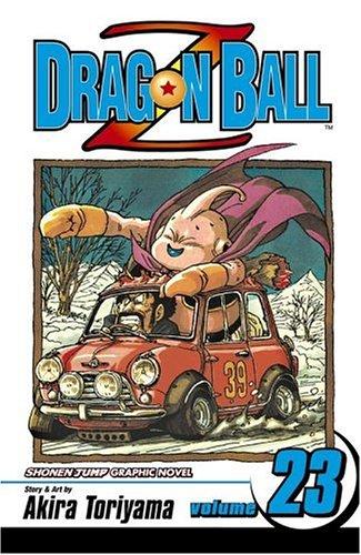 ドラゴンボールZ 英語版 全巻セット 23巻