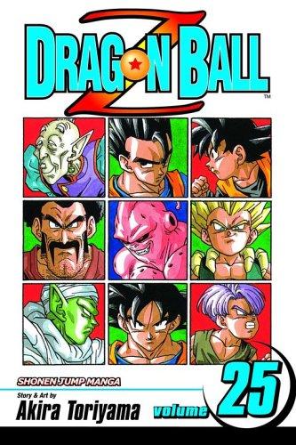 ドラゴンボールZ 英語版 全巻セット 25巻