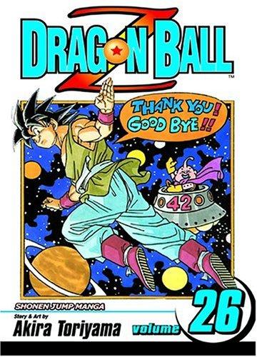 ドラゴンボールZ 英語版 全巻セット 26巻