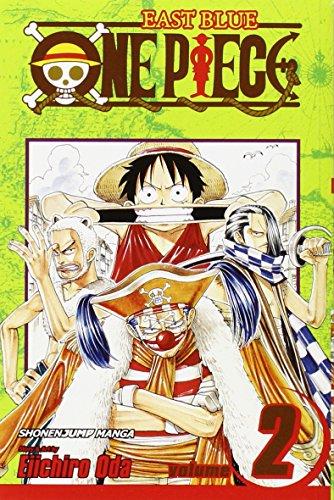ワンピース 英語版 2巻