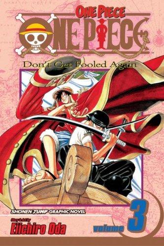 ワンピース 英語版 3巻