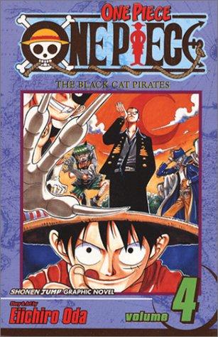 ワンピース 英語版 4巻