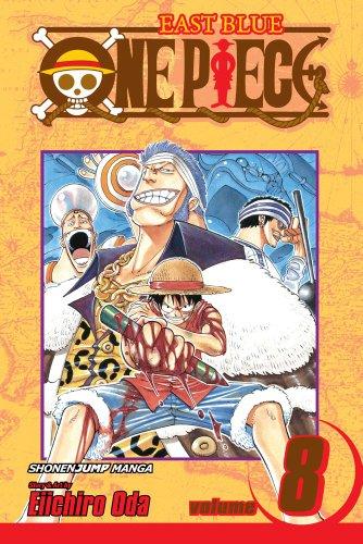 ワンピース 英語版 8巻