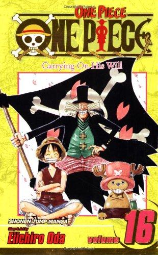 ワンピース 英語版 16巻