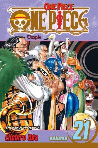 ワンピース 英語版 21巻