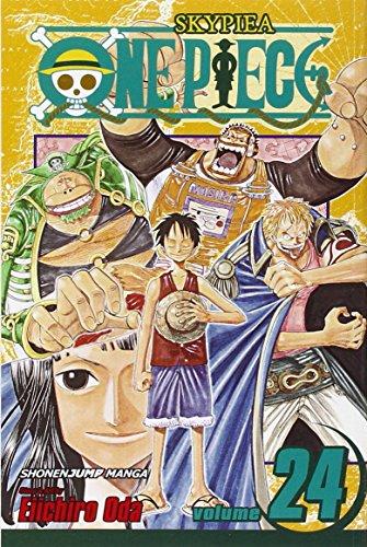 ワンピース 英語版 24巻