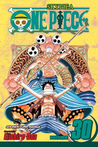 ワンピース 英語版 30巻