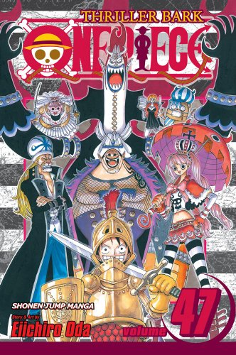 ワンピース 英語版 47巻