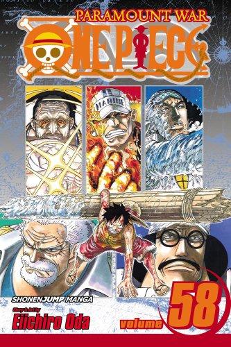 ワンピース 英語版 58巻