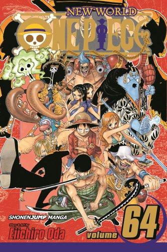 ワンピース 英語版 64巻