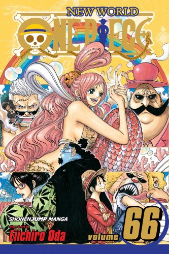 ワンピース 英語版 66巻